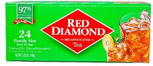 Red Diamond Decaffeinated Tea