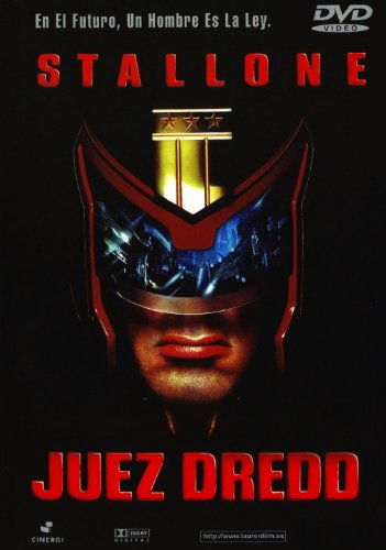 JUDGE DREDD - Region 4 Import.