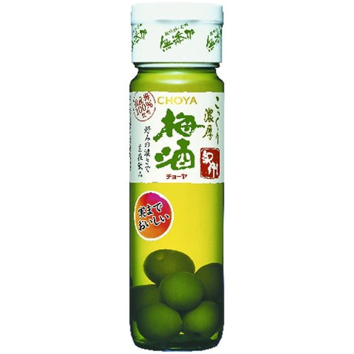 ジェット仮説大チョーヤ 梅酒 紀州 瓶 720ml