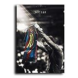Gopflbh Fußball Sport Star Lionel Messi Poster und Drucke