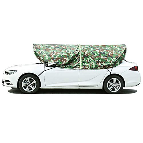 Telone Antigrandine Per Auto Protect Suv Garage Antigrandine Impermeabile E Traspirante Per Una Protezione Antigrandine Ottimale, Telo Di Copertura Per Auto, Impermeabile, Antipolvere,Green