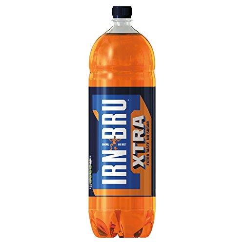 Irn Bru Xtra 2Liter Bottle (Pack of 6x 2Litre)