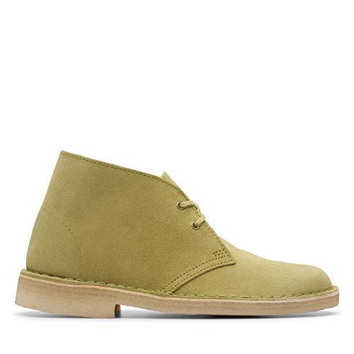 Clarks Originals Desert Boot (26144168), Daim Kaki, 9