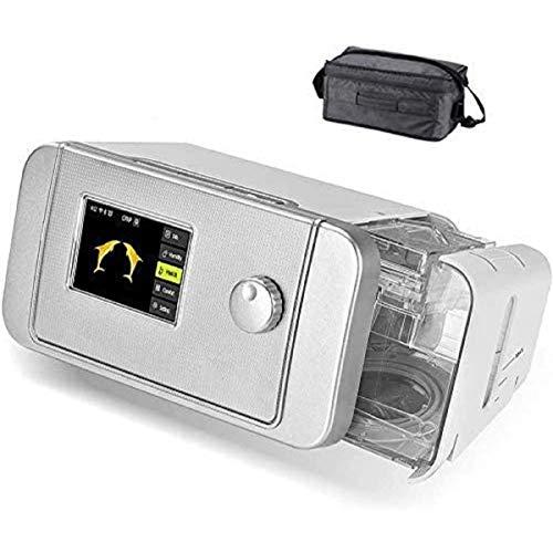EFGSbed Anti S𝐜𝐡na𝐫che𝐧 ℂ𝐏𝕒𝐏 Gerät mit 𝐦𝕒sk🅴 Schlauch, Geräte Hilft Gegen S𝐜𝐡na𝐫che𝐧, Schl𝕒f𝕒pnoe & Schw🅴r🅴s Atmen