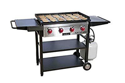 Camp Chef outdoor flat top grill
