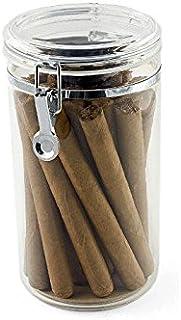 Akryl cigarr burk luftfuktare med 25 kapacitet