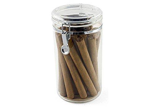Humidor für Zigarren aus Acryl mit 25 Kapazitäten