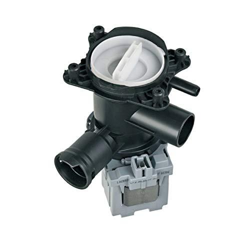Bomba de lavadora compatible con Bosch Siemens construcción – apta para el código 145777 00145777 reemplazado 144971 00144971