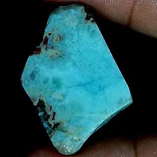 GovindStore 51.90Cts. 100% Natural Sky Blue LARIMAR Rough Specimen CABOCHON Gemstones