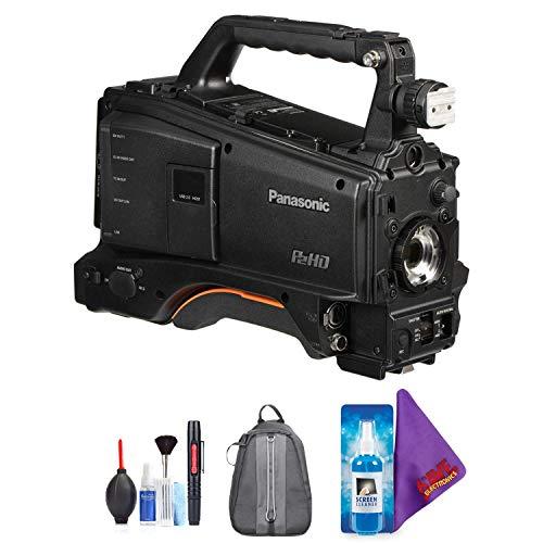 Best Price Panasonic AJ-PX380 P2 HD AVC-Ultra Camcorder + Pro Accessories Bundle
