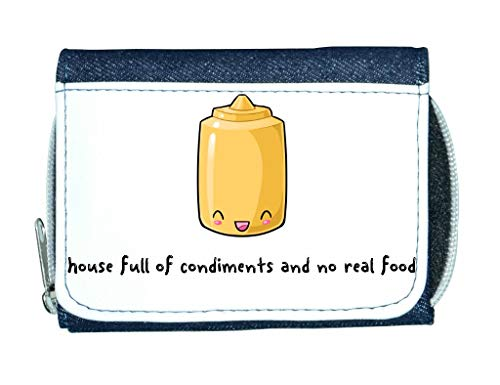 House Full of Condiments and no Real Food -Mayo Bottle - style2 Stylish...