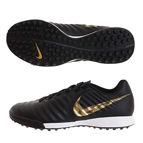 Nike Legendx 7 Academy Tf Voetbalschoenen voor heren, zwart