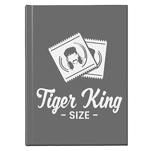Tijger King Size Joe Exotische Condooms Hardback Journal