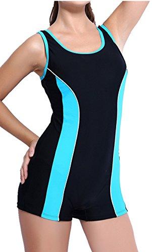 BeautyIn swimsuits for women bathing suits one piece swimsuit ladies swimwear,U Back,12