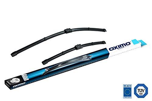 OXIMO WA4005253 SILICONE EDITION dedizierter Satz scheibenwischer über die Länge 600 mm/475 mm B_M_W 3er E90, E91 Touring, Set of 2