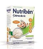 Nutribén Crème de Riz 300 g, 1 Unité