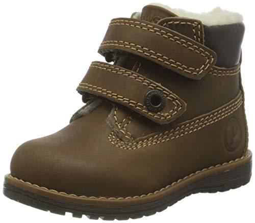 PRIMIGI Unisex Baby PCA 64101_6410277 Chukka Boot, Marrone Scuro, 22 EU