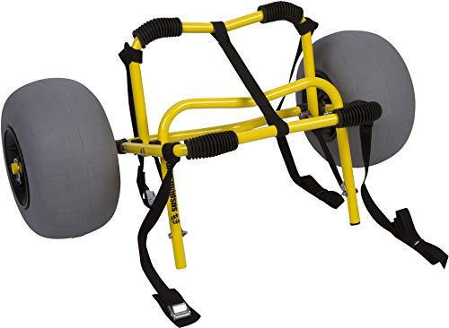 Suspenz DLX Beach Cart with Balloon Wheels