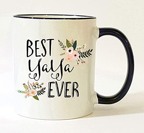 Best Yaya Ever - Taza de café