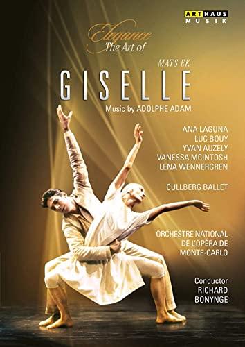 Giselle - The Art Of Mats Ek