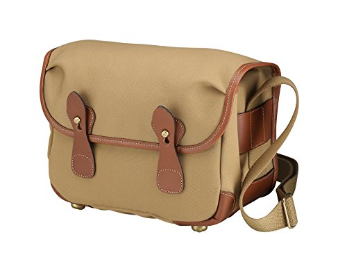 Billingham L2 Digital Khaki Tan Canvas Camera Bag