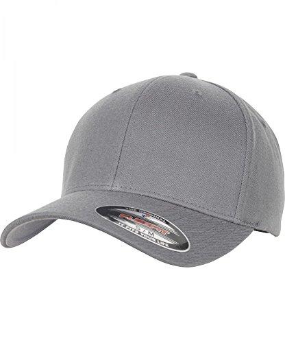 Flex fit Wool Blend Grey L/XL Casquette Unisex-Adult