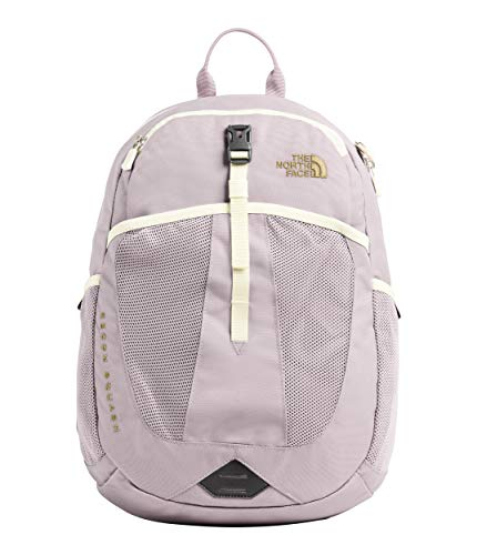 The North Face Youth Recon Squash Backpack, Ashen Purple/Vintage White, One Size