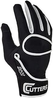 Cutters C-TACK Fielders Under Glove - Black (Medium Right)