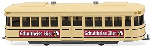 Wiking H0 Straßenbahn-Anhänger
