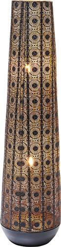Kare Design Lámpara da Pie, negro, 120 x 30.5 x 30.5 cm