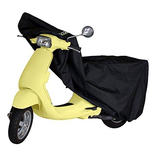DS Covers 73160702 Roller dekzeil Cup, maat M met windscherm, L 190 x B 85 x H. voor 150 x H. achter 80 cm
