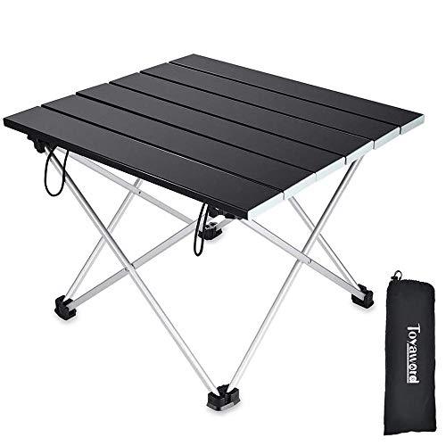アウトドアテーブル キャンプ テーブル 折畳テーブルアルミ製 耐荷重30kg 折りたたみ式 キャンプ用 アウトドア&室内 軽量 コンパクト 携帯便利 収納袋付き 一年間保証