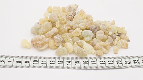 Jeomra Verlag-Georg Huber Weihrauch Superior Hojari - Boswellia Sacra - aus Oman - 1. Qualität- 25g - 250g (50 Gramm)