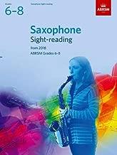abrsm grade 8 saxophone