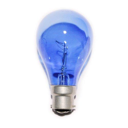 Crompton 60W Craftlight (BC/B22) - Blue Light Bulb