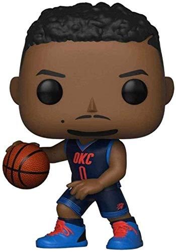 A-Generic Pop Sports NBA - Michael Jordan (Camiseta roja) 3.9 Figuras de Vinilo