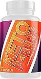 Adema Natural KETO F BURN - Stoffwechsel - extrem schnell, hochwertige Inhaltsstoffe, 50 Kapseln
