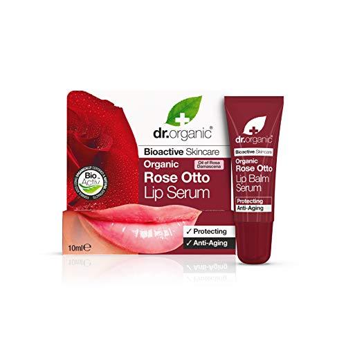 Dr. Organic Organic Rose Lip Serum