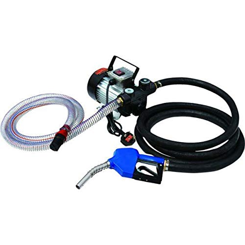 Neilsen CT5183 Compact 230v Diesel Electric Fuel Transfer Pump Oil...
