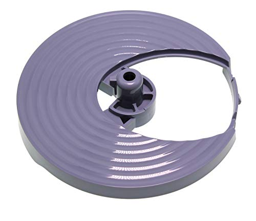 Trägerscheibe 996510051825 kompatibel mit Philips HR7761, HR7769 Viva Collection Küchenmaschine
