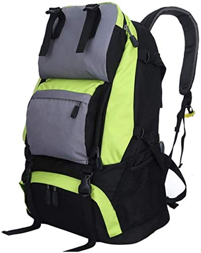 Hiking Backpacks Professional mountaineering bag outdoor backpack large-capacity leisure travel men and women backpack 45L multiple colors to choose from-A