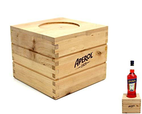 Aperol Holz-Podest Bar Presenter ~mn 92 1225