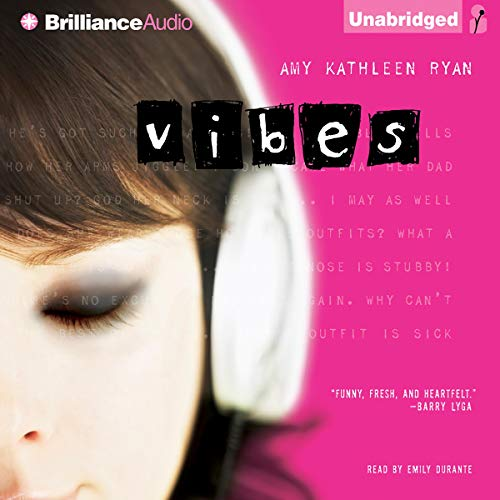 Vibes audiobook cover art