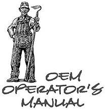 Operator's Manual - B1700, B2100, B2400, New, Kubota