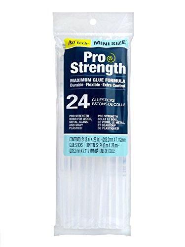 Adtech 236-3824 ProStrength Hot Glue Sticks, Mini