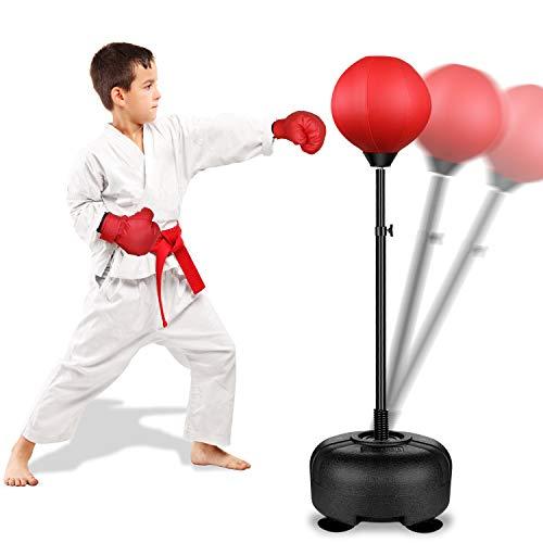 Rovtop Kids Punching Bag for Kids