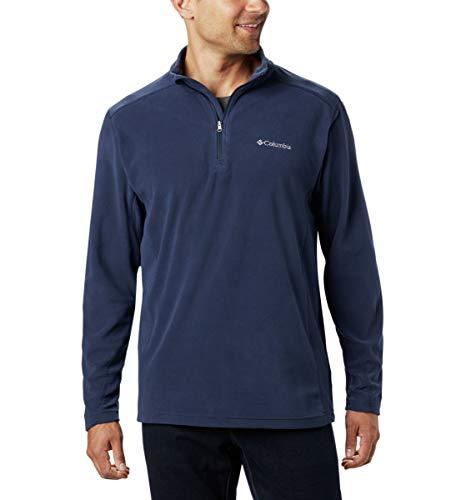 Columbia mens Klamath Range Ii Half Zip Pullover Sweater, Collegiate Navy, X-Large US