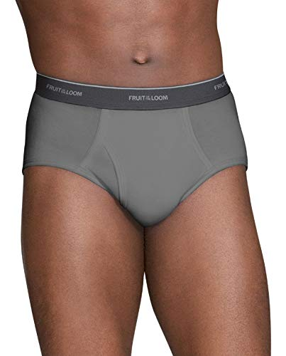 Price comparison product image Fruit of the Loom 7 Pair Fashion Briefs (New Sizing for A Better FIT) Value Pack (Assorted,  Large)