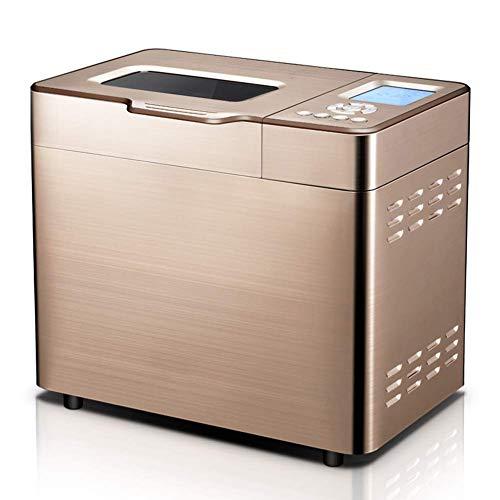SADGE Machines automatiques Petit déjeuner Machine à Pain Petit déjeuner Maker pétrir la pâte Fermentation Multifonction Petite Cuisson Machine Accueil Bricolage
