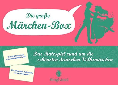 Die große Märchen-Box (Ratespiel)